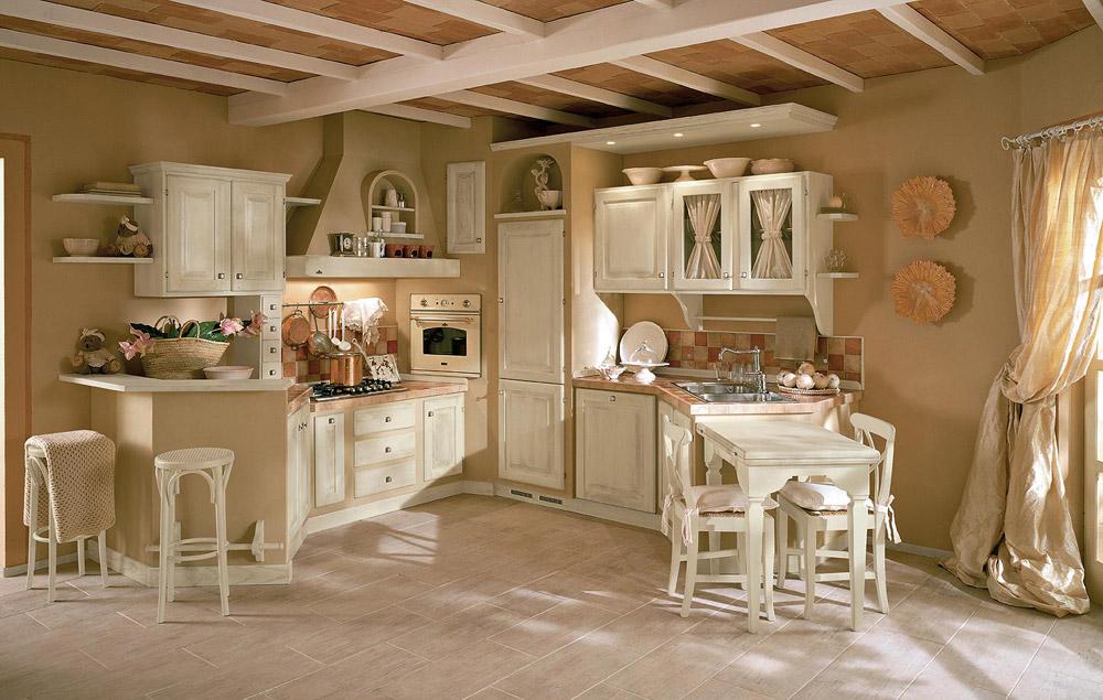 Cucine moderne da sogno cucina in muratura scavolini - Cucine da sogno ...