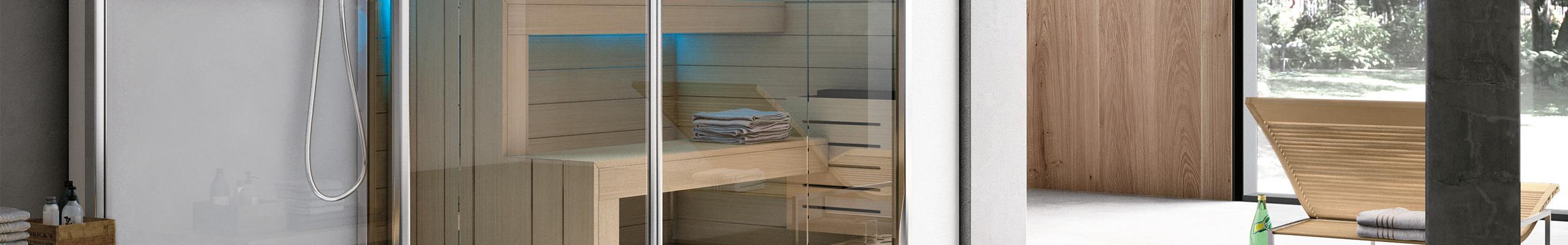Top home arredo bagno saune with saune domestiche - Differenze tra sauna e bagno turco ...